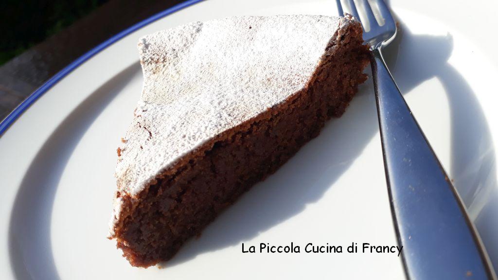 Torta cioccolatino ( ricetta di mia cugina Anto)